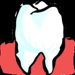 Ładne zdrowe zęby również godny podziwu cudny uśmiech to powód do zadowolenia.